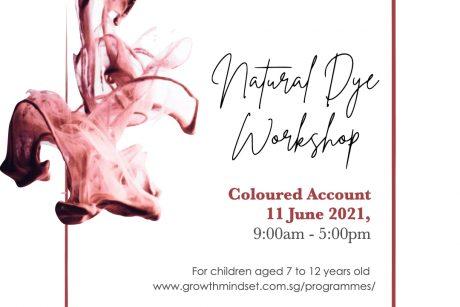 Coloured Account: Natural Dye workshop